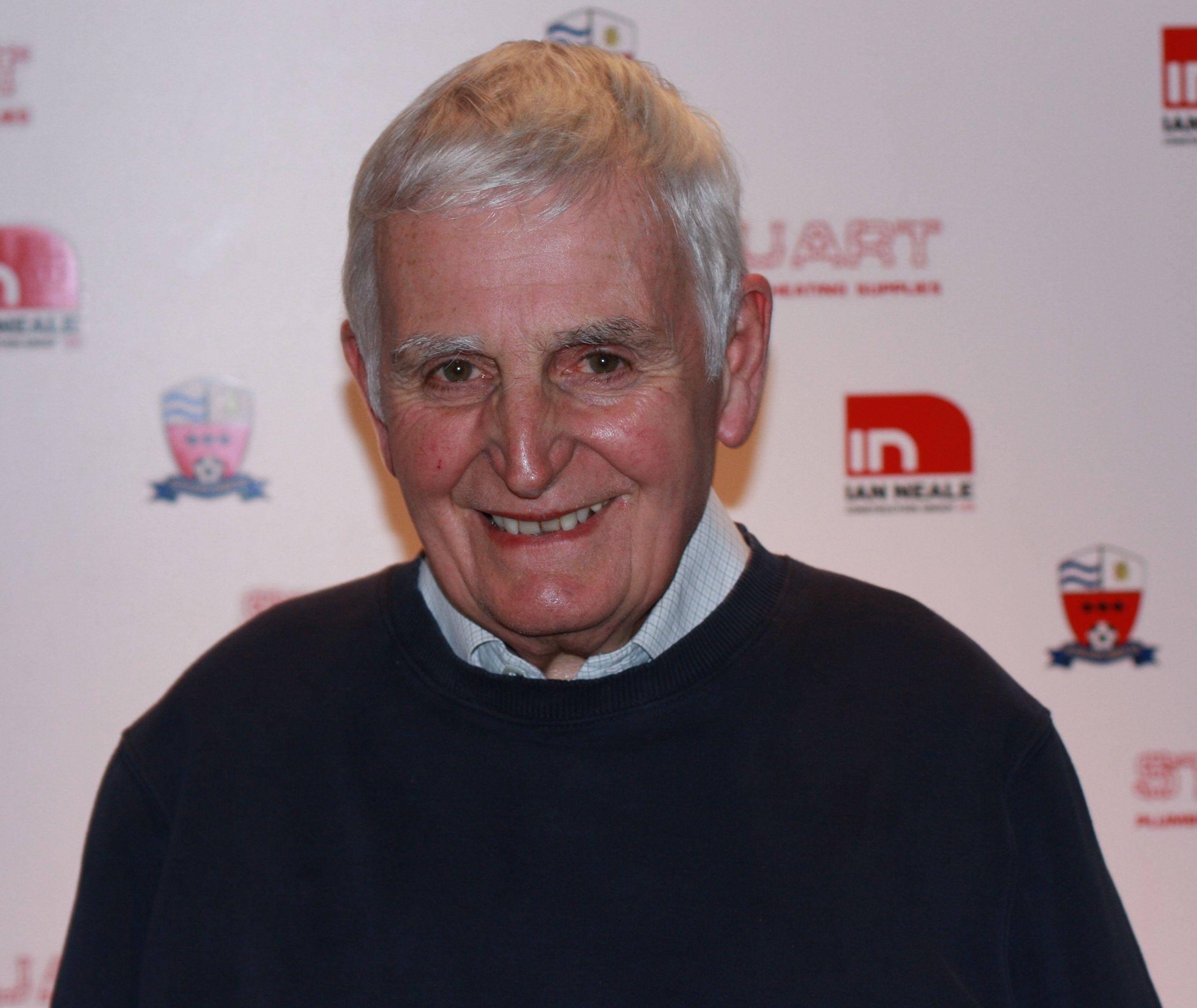 Delightful Roger Barnes | Nuneaton Town Supporteru0027s Co Operative