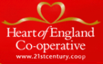 Heart of England Co-operative are corporate sponsors of Nuneaton Town Supporters' Co-operative